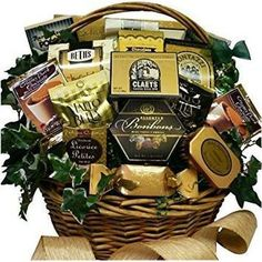 Sweet Sensation Gift Basket | Corporate Gifts For Clients