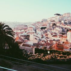 The view from one of our favourite cafés: Café da Garagem , Lisbon, Portugal - teetharejade.com