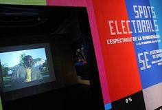 El CICUS plasma el 'Espectáculo de la Democracia' en una batalla de pantallas entre spots electorales