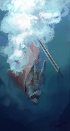 """""""abyss"""" by MarinaPRIV.deviantart.com on @DeviantArt"""