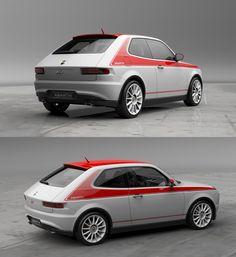 Fiat Abarth 127 Concept