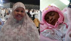 Nigerian Woman Adopts Abandoned-Baby In Sokoto