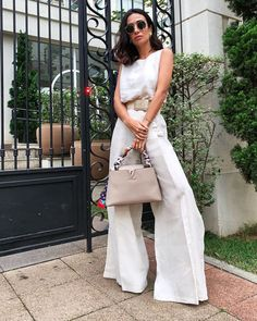 All About Fashion, I Love Fashion, Girl Fashion, Fashion Outfits, Womens Fashion, Moda Instagram, Look Office, Office Looks, Amy Jackson