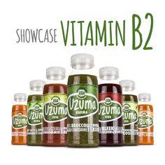 Nährstoffpräsentation: Vitamin B2
