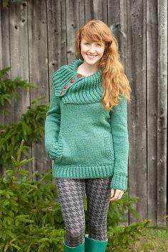 Ravelry: Berwick pattern by Kristen Rengren (Twist Collective Winter 2012)