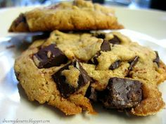 Dreamy Desserts: A Quest for The Best Chocolate Chip Cookies