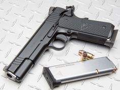 """Combat-proven experience meets Wilson Combat precision. The result is """"V"""" for victory under any shooting scenario."""
