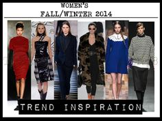 womens-fall-winter-2014-trend-inspiration by Berry Jennifer via Slideshare