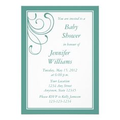 Discount DealsCustom Turquoise or Aqua Baby Shower Invitation Invitationslowest price for you. In addition you can compare price with another store and read helpful reviews. Buy