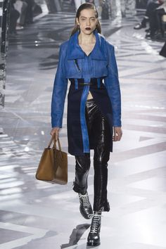 #LouisVuitton #fashion   #Koshchenets     Louis Vuitton Fall 2016 Ready-to-Wear Collection Photos - Vogue
