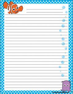 Stationery, Stationery, Stationery - Free Printable Ideas from Family Shoppingbag.com