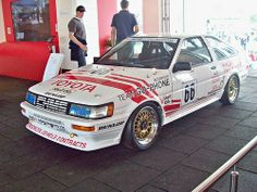 475 Toyota Corolla AE86 GT Coupe (1986)