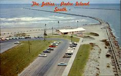Check out this old photo of the jetties!!  For information about South Padre Island events and deals, visit us at www.EnjoySPI.com. Port Isabel Texas, South Padre Island Texas, April Vacation, Gulf Coast Beaches, Rio Grande Valley, Texas History, The Good Old Days, Great View, Travel Usa