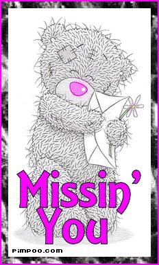 Tatty Teddy Bear - Missin' You Hugs And Kisses Quotes, Hug Quotes, Love You Images, Love Pictures, Teddy Bear Quotes, Teddy Bear Pictures, Teddy Images, Daddy I Love You, Gata Marie