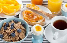 Eat a Big Breakfast - should be largest meal of day.  Skimp on dinner.