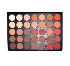 SOLD OUT! 35 COLOR MATTE NATURE GLOW EYESHADOW PALETTE *NEW*   #patientlywaiting for this to come back in stock at Morphe