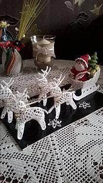 Crochet Santa, Crochet Snowman, Crochet Christmas Ornaments, Christmas Crochet Patterns, Holiday Crochet, Crochet Snowflakes, Christmas Knitting, Christmas Crafts, Xmas Baubles