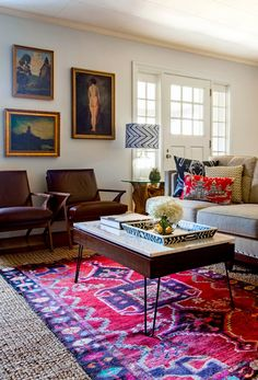 Decorating With Oriental & Persian Rugs  Persian Oriental And Clarks Amazing Carpet For Living Room Designs Design Ideas