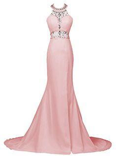 Dresstells® Long Mermaid Prom Dress Beadings Halter E... https://www.amazon.co.uk/dp/B01C77ZQ9S/ref=cm_sw_r_pi_dp_SUDJxb6MCH98R