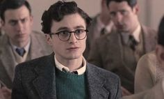 Daniel Radcliffe is destroying the old in trailer for Kill Your Darlings