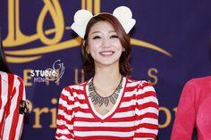 Nine Muses Eunji Korean Girl Groups, Christmas Sweaters, Muse, Park, Purple, Color, Fashion, Lady Like, Colour