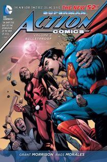 SUPERMAN—ACTION COMICS VOL. 2: BULLETPROOF   DC Comics