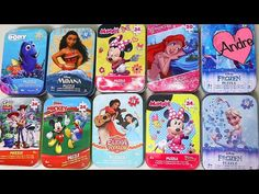 Frozen, April 4th, Minnie, Dory, Easter Bunny, Samyang Ramen, Lunch Box, Youtube, Education