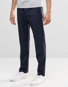Reiss Slim Fit Trousers with Elasticated Waistband in Slim Fit £110.00 @ Asos