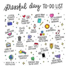 Stress is usually a precursor to anxiety which is usually a precursor to depression. Here's how to manage and release stress before it snowballs. Self Care Bullet Journal, Bullet Journal Ideas Pages, Bullet Journal Inspiration, Bullet Journals, Combattre Le Stress, Relation D Aide, Report Card Comments, Vie Motivation, Feeling Song