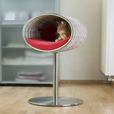 My cats would love it! Although there would be a fight for who gets to sit in it!