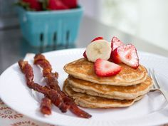 Get this all-star, easy-to-follow Hummingbird Pancakes recipe from Trisha Yearwood