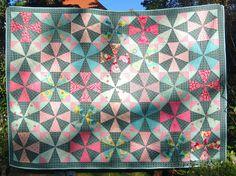 Kaleidoscope Quilt   Flickr - Photo Sharing!