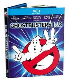Amazon.com: Ghostbusters / Ghostbusters II (4K-Mastered) [Blu-ray]: Movies & TV