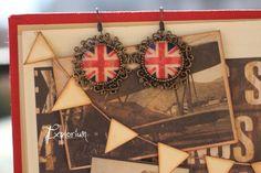 London earrings de Explorium sur DaWanda.com