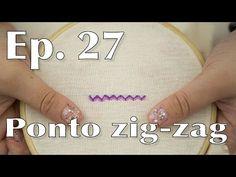 ep 27 Ponto Zig Zag - YouTube