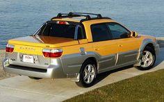 Subaru Baja Pickup