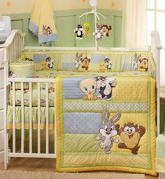 Google Image Result for http://www.buycheappricesforsale.com/images_products/Baby_Looney_Tunes_4_piece_Crib_Bedding_Set.jpg