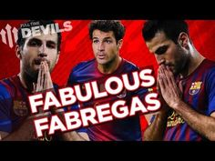 Cesc Fabregas to Manchester United ... Really? Feat. Will Tidey - world football editor for Bleacher Report.