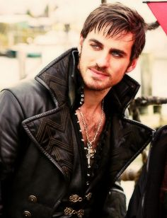 Killian Jones aka Capt. Hook