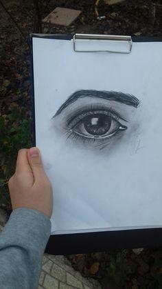 #eye eye drawing #realisticeyes #drawing