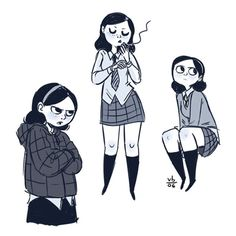 anya sketches