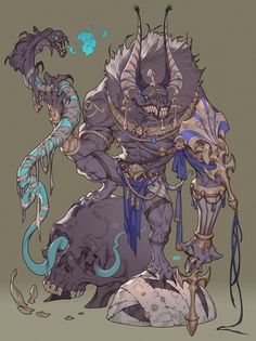 Do A Cool Character Design Game Concept Art, Character Concept, Character Art, Fantasy Monster, Monster Art, Creature Concept Art, Creature Design, Monster Design, Character Design References
