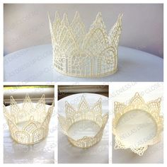 READY TO SHIP Little Crown for Little Ones by BellasDressUpCloset, $12.95