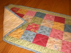 Table Runner in bright cheery colors by KeyLimeDesignByJeana, $40.00