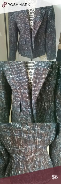 Blazer Tweed Multi Colors, Desent Condition Massini Jackets & Coats Blazers