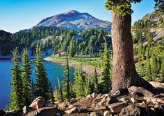 Plan a Visit to Lassen Volcanic National Park