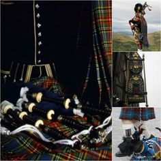 Beautiful Pictures with a English, Victorian, Scottish and Irish twist.Tartan kilt bagpipe. https://www.ouwbollig.eu https://www.facebook.com/ouwbollig.eu/?ref=hl