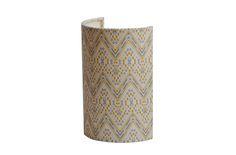 Handmade Lampshades, Rum, Collaboration, Copper, Fabric, Home Decor, Tejido, Tela, Decoration Home
