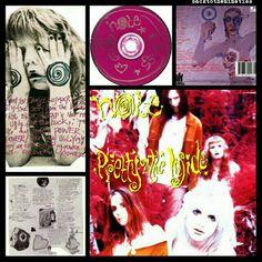 #HappyAnniversary 25 years #HOLE #PrettyontheInside #album #hardcore #punk #noise #rock #music #90s #90smusic #backtothe90s #CourtneyLove #EricErlandson #JillEmery #CarolineRue #KimGordon #DonFleming #90salbum #90sband #90sCD #backtothenineties Hole