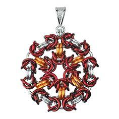 Byzantine Medallion - Project | Blue Buddha Boutique
